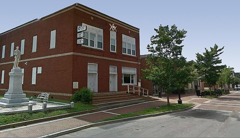 Dallas Masonic Lodge 182 F&AM - 120 Main Street, P O  Box